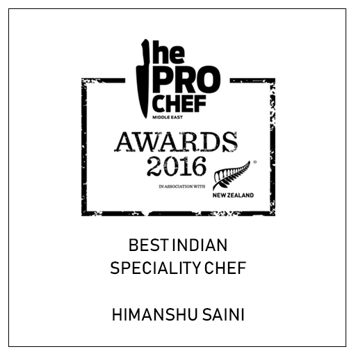 THE PRO CHEF 2016