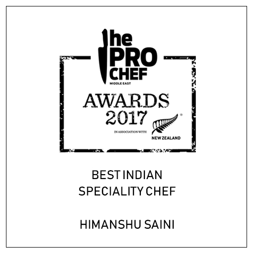 THE PRO CHEF 2017