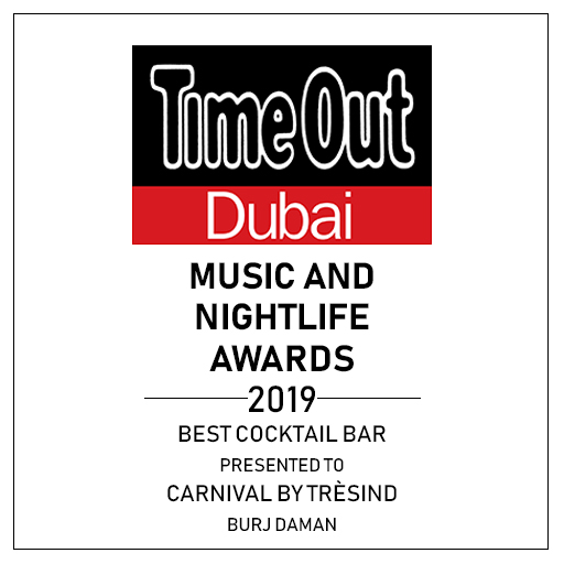 TIME OUT 2019 CARNIVAL BY TRESIND