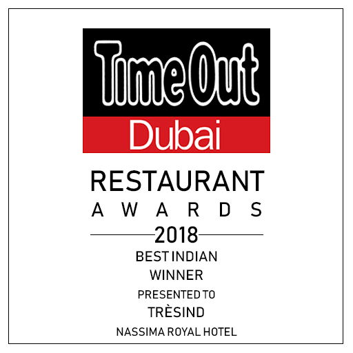 TIME OUT TRESIND 2018
