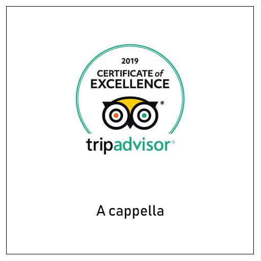 trip advisor A cappella