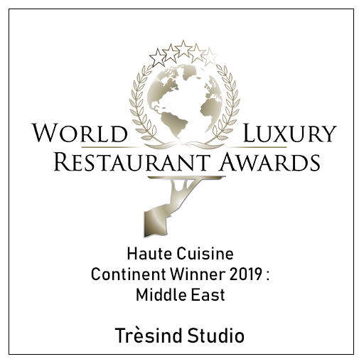 world luxury Tresind studio
