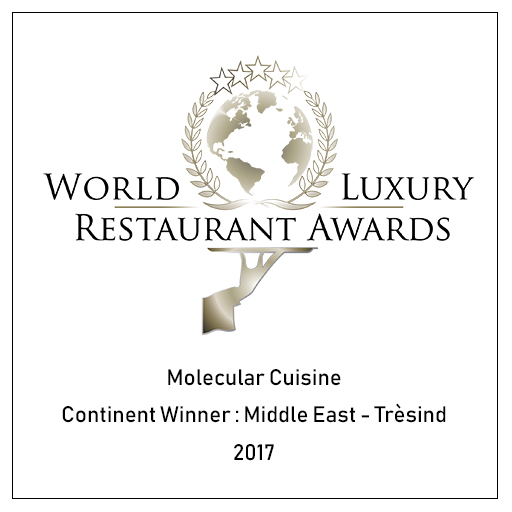 world luxury restaurant tresind