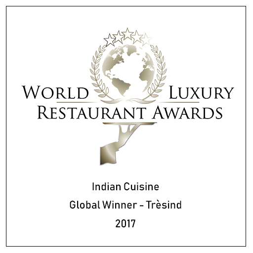 world luxury restaurant tresind2